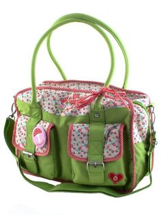 Adelheid diaper bag