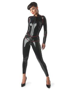 Libidex Avenger Catsuit From our Latex Catsuits for Girls - The entire latex range.