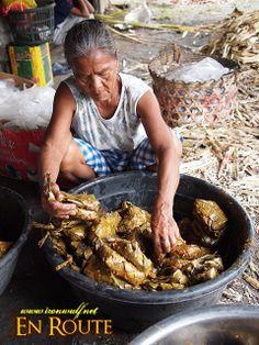 Lakbay Norte 2: Making Patupat, Rice Delicacy in Pangasinan