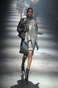 Lanvin --- that's a serious Lanvin coat :)