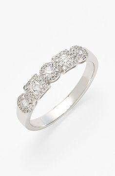 Bony Levy 'Maya' Stackable Diamond Ring (Nordstrom Exclusive)