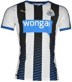 Camiseta del Newcastle United Primera 2015-2016 baratas