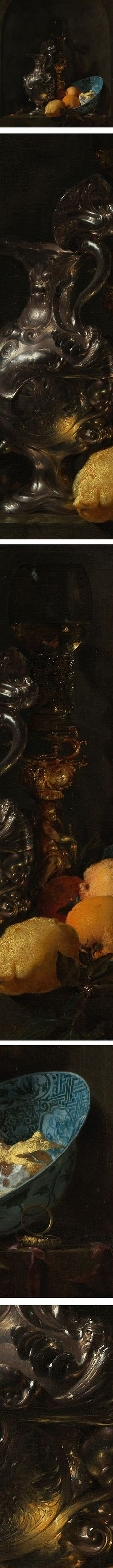 Eye Candy for Today: Willem Kalf's silver jug
