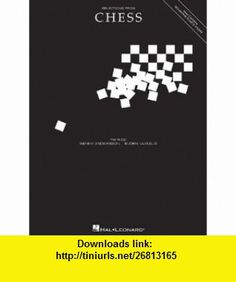 Selections from Chess (9780881889185) Tim Rice, Benny Andersson, Bjorn Ulvaeus , ISBN-10: 0881889180  , ISBN-13: 978-0881889185 ,  , tutorials , pdf , ebook , torrent , downloads , rapidshare , filesonic , hotfile , megaupload , fileserve