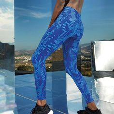 18e6e35e105d1 SuperActive® women s performance crossline leggings deliver the ideal  combination of stretch and support to help