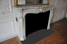 Daniel Morel Tel 06 60 90 49 20 Classic Fireplace, Louis Xvi, Fireplaces, 18th Century, Decorating Your Home, Warm, Design, Home Decor, Drive Way