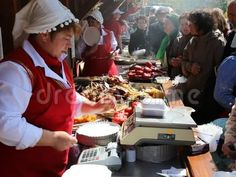 Video about Traditional food fair - sellers and customers. Video of carnival, delicious, romania - 90224221 Romania, Traditional, Food, Eten, Meals, Diet