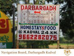 On the way #Darbargadh #Kadval Heritage.