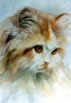 Sweet watercolor by Carla Kathryn Cope