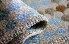 Inventory Magazine - Inventory Updates - Eleanor Pritchard wovenblankets
