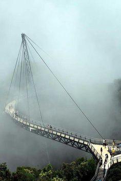 Hangende brug