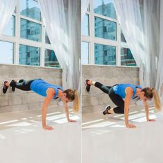 Strength Training Exercises: Hamstring Blasters - Strength Training: How to Tone Up with Your Body Weight and the Wall - Shape Magazine