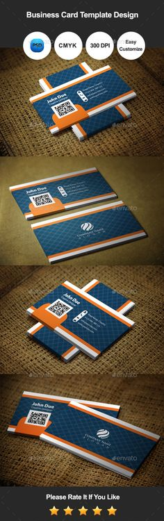 Crossoly Creative Business Card Template Design