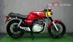 1987 Honda GB400
