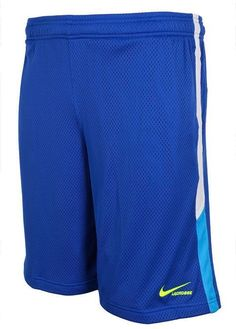 039103657f87 Nike LAX Men s Gamer 1.3 Lacrosse Shorts NWT Blue Sizes S M L XL 576118-493