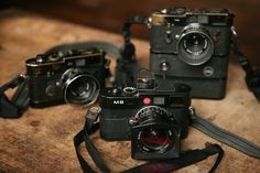 ::: The Travel Photographer :::: Michael Kamber: Leica M8, M6 LHSA, and M4