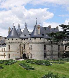 La Loire à Vélo à Chaumont-sur-Loire