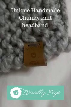 Woolly Pigs || Unique Handmade Knitted items || Grey Chunky Knit Headband || Unique designer handmade || Boyfriend style || Looking for inspiration for your sweater style this winter season? Make sure you stand out this season with your own Handmade chunky knit scarf. Winter women's fashion can be competitive but no need to worry I have you covered, with a chunky knitted Headband! #chunkyknitheadband #streetstyle #knitwearfashion #winterwomensfashion #winterfashions Knitwear Fashion, Cozy Fashion, Sweater Fashion, Women's Fashion, Wooly Pig, Chunky Knit Scarves, Knit Headband, Boyfriend Style, Winter Season