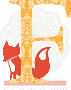 F is for Fox   Victor Fox