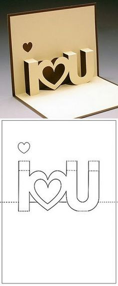 {Tip of the Day} DIY Valentines Day Card