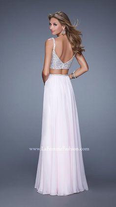 La Femme 21135 | La Femme Fashion 2015 - La Femme Prom Dresses - La Femme Short Dresses