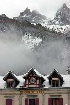 Chamonix | Flickr - Photo Sharing!