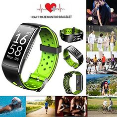 Smart Watch Waterproof Activity Tracker With Heart Rate Monitor-New fitness Tracker Qutdoor Sports Q8 Ip68 Swimming Wristband Bracelet