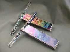 Iridescent Oil Wand Kaleidoscopes