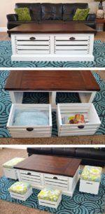 decorar con cajas de madera 13