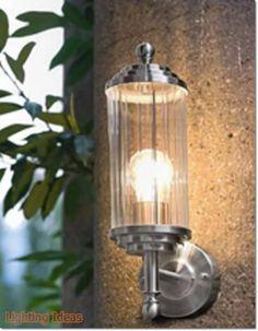 De 14 beste bildene for Lamper   Lamper, Vegglampe, Utvendig