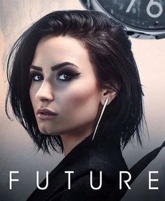 Demi Lovato looks like my character, Mirage