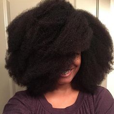 9 Tips to Grow Long Healthy Natural Hair