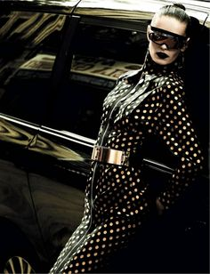 glam city: jenna klein by rafael stahelin for amica september 2013 #fashion #photography #editorial