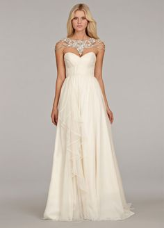 Hayley Paige Paloma available at Pearl Bridal House.