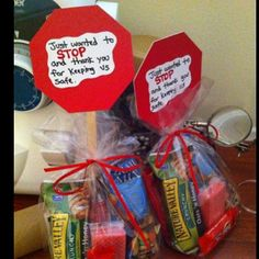 crossing guard gifts