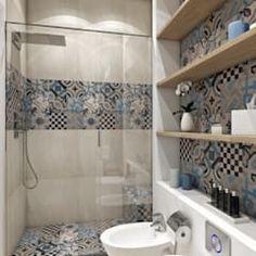 Cuarto de baño suite: baños de estilo de grupo inventia en 2018 ...