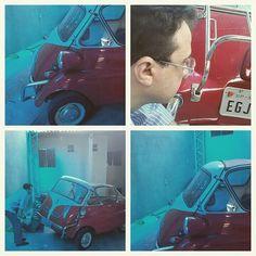 Isetta 1956 BMW.