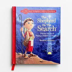 The Shepherd On The Search - Family Devotional Advent Book Christmas Placemats, Christmas Books, Christmas Countdown, A Christmas Story, Christmas Fun, Christmas Morning, Interactive Books For Kids, Kids Activity Books, Advent Activities