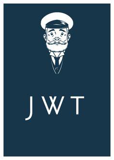 JWT Rebranding Round 1 by Killamari , via Behance