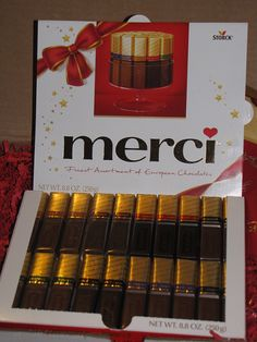 merci-chocolates  http://www.thenightowlmama.com/2013/01/merci-chocolates-review-and-giveaway-meaningfulmerci.html/comment-page-3#comment-161683