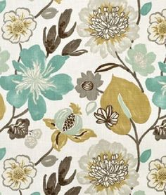 Braemore Gorgeous Pearl Fabric By The Yard #Braemore