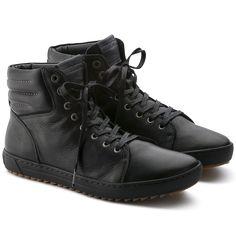 Bartlett Ladies Natural Leather Black