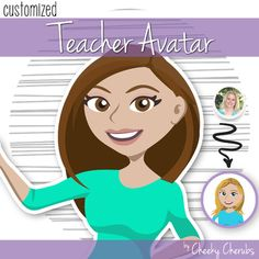 Customized Teacher Avatar Teaching Activities, Teaching Kindergarten, Fun Learning, Teaching Kids, Reading Resources, Reading Skills, Math Resources, Guided Reading, Elementary Teacher
