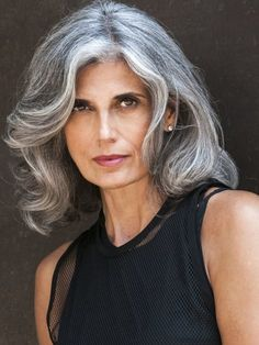 Gray Wigs Lace Frontal Wigs Ash Grey Hair ExtensionsGrey Hair To Black – Aduatify Grey Hair Dye, Long Gray Hair, Grey Wig, Silver Grey Hair, Dyed Hair, Grey Hair Don't Care, Ash Grey, White Hair, Silver Haired Beauties