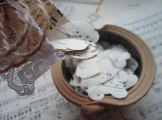 little_birdie / Svadobné konfety melody