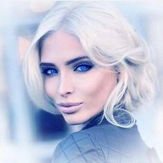Alena Shishkova @shishkova_alena.92   Instagram Alena Shishkova, Platinum Blonde, Supermodels, Glamour, Beauty, Collection, Instagram, Style, Swag