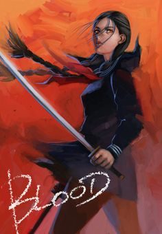 Blood The Last Vampire by cuson.deviantart.com on @deviantART