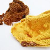 Ravelry: #buttonedscarf / Knappeskjerf pattern by Marianne J. Bjerkman
