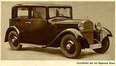 Mercedes Benz 170 (1931)
