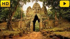 35 Amazing Photos from the Ruins of Angkor Wat Vishnu Temple in Cambodia Angkor Wat, Places To Travel, Travel Destinations, Places To Visit, Laos, Photo Voyage, Thailand Vacation, Temple Ruins, Vietnam Travel